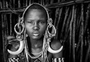 PhotoVivo Gold Medal - Michele Macinai (Italy)  Mursi Girl