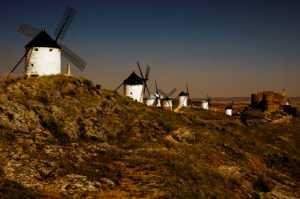 APU Honor Mention e-certificate - Marcin Bawiec (Poland)  Windmills