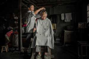 ICPE Honor Mention e-certificate - Xiaohong She (China)  Barber
