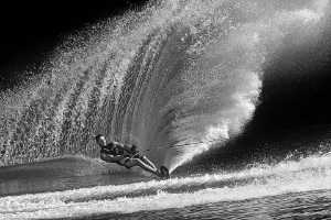 PhotoVivo Honor Mention e-certificate - Albert Peer (Austria)  Waterski