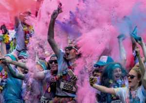 Circuit Merit Award e-certificate - Hung Kam Yuen (Australia)  The Color Run
