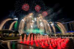Circuit Merit Award e-certificate - Myo Win (Singapore)  Water And Fireworks