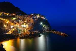 Circuit Merit Award e-certificate - Jiarong Ye (China)  Colorful Fishing Village At Night