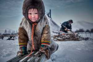 APU Gold Medal - Xinxin Chen (China)  The Nenets Campsite5