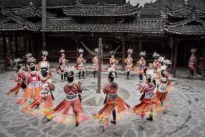 PhotoVivo Gold Medal - Weining Lin (China)  Dance