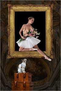 APAS Gold Medal - Lee Eng Tan (Singapore)  Ballerina Muller 6