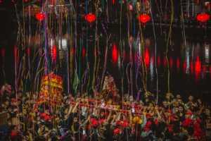 APAS Gold Medal - Yuan Zhang (China)  Celebrate The Latern Festival