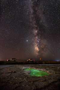 PhotoVivo Gold Medal - Lixin Wang (China)  Starry Night