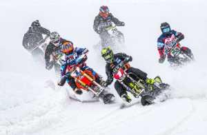 Circuit Merit Award e-certificate - Katie Mak (Canada)  Snow Cross Race