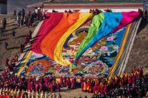 APAS Gold Medal - Liansan Yu (China)  Pray The Buddha 4