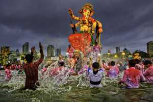 Golden Dragon Photo Award - Suresh Bangera (India) - Come Again Next Year New