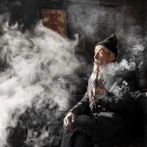PhotoVivo Gold Medal - Hongxin Zhang (China)  Smokey Room