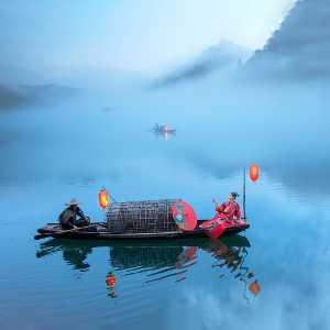 PhotoVivo Gold Medal - Shuyu Guo (China)  Hometown In My Dream
