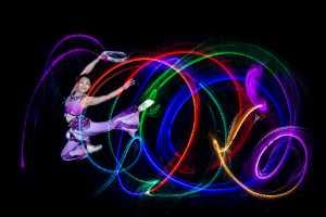 PhotoVivo Gold Medal - Chidi Chen (Taiwan)  Dancing Lights