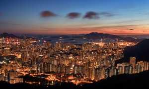 APU Gold Medal - Lewis K. Y. Choi (Hong Kong)  Dusk City