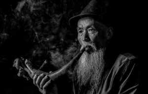 PhotoVivo Gold Medal - Fujian Liu (China)  Tabacco Elder