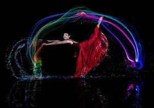 Circuit Merit Award e-certificate - Woodpecker Huang (Taiwan)  Rainbow Dancea