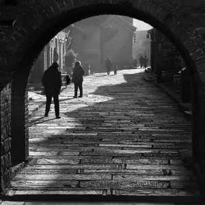 PhotoVivo Gold Medal - Jianxi Liu (China)  Morning In The Old Town