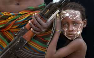 Circuit Merit Award e-certificate - Sergey Agapov (Russian Federation)  Girl From Karo Tribe 2