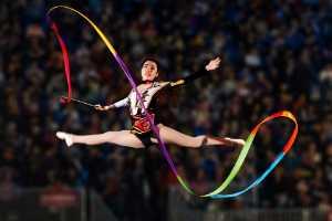 APU Honor Mention e-certificate - Lilo Chen (Taiwan)  Rhythmic Gymnastics-Hh