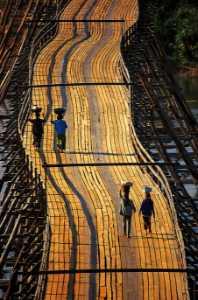 APAS Gold Medal - Waranun Chutchawantipakorn (Thailand)  Long Wooden Bridge