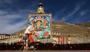 ICPE Gold Medal - Liansan Yu (China)  Women In Sun Buddha Festival