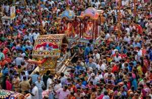 PhotoVivo Gold Medal - Balachandder Sk (India)  Mylai Festival 1