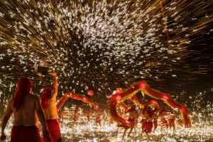 PhotoVivo Gold Medal - Yunhui Dong (China)  Fire Dragon