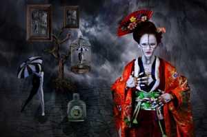 APU Winter Honor Mention E-Certificate - Kai Lon Tang (Macau)  Robotic Geisha 3