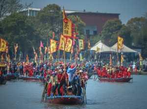 APU Gold Medal - Chiyu Yu (China)  Dragon Boats Compete