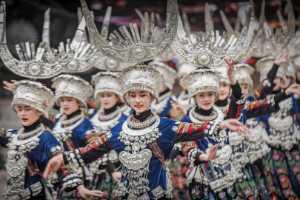 PhotoVivo Honor Mention e-certificate - Xueqiang Luo (China)  Miao Women