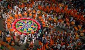 APU Honor Mention E-Certificate - Suniel Marathe (India)  Mumbai Gudi Festival