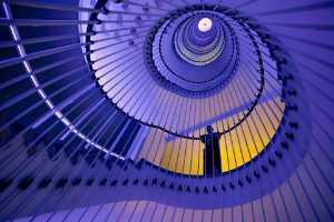APU Gold Medal - Pedro Luis Ajuriaguerra Saiz (Spain)  Stairs