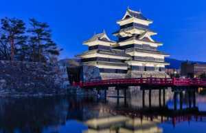 ICPE Honor Mention e-certificate - Katie Mak (Canada)  Matsumoto Castle