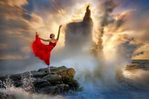 PhotoVivo Honor Mention e-certificate - Risheng Liu (China)  Love Of The Sea