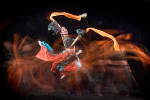 PhotoVivo Honor Mention e-certificate - Yiu Wah Wong (Hong Kong)  Dunhuang Dancing 283
