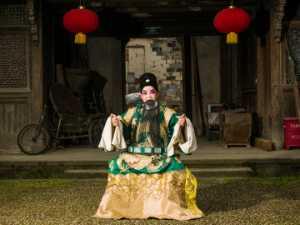 PhotoVivo Gold Medal - Hua Yu (China)  Chinese Drama