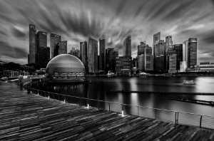 ICPE Gold Medal - Veronica Chai (Singapore)  Gloomy Sky