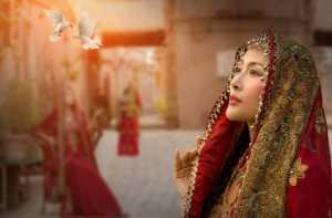 APAS Gold Medal - Shiyong Yu (China)  Loulan Woman
