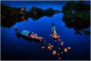 APAS Honor Mention e-certificate - Thong Tran (USA)  Huong River Light 2