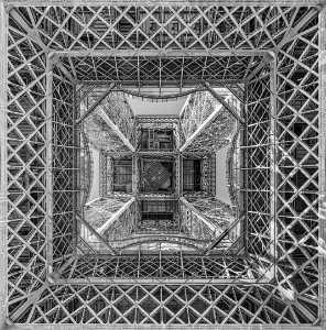 FIP Ribbon - Dale Murphy (Australia)  Eiffel Is Looking Up