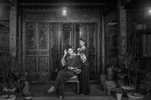 APAS Gold Medal - Shiyong Yu (China)  Impression Of Jiangnan